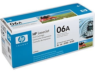 Покупаем использованный картридж C3906A Картридж для HP LaserJet 5L / 6L / 3100 / 3150 для принтеров дорого.