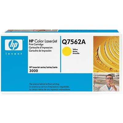 Покупаем использованный картридж Q7562A HP Картридж желтый с тонером ColorSphere для принтеров HP Color LaserJet 3000, 3500 копий. для принтеров дорого.